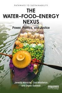 Cover Water-Food-Energy Nexus