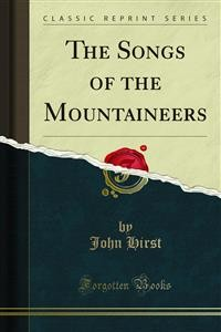 Cover The Songs of the Mountaineers