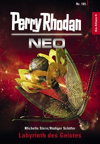Cover Perry Rhodan Neo 185: Labyrinth des Geistes