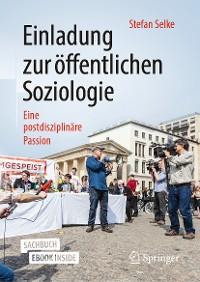 Cover Einladung zur öffentlichen Soziologie