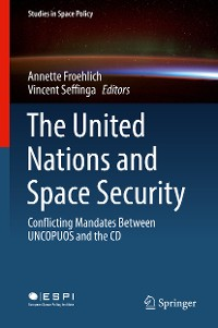 Cover The United Nations and Space Security