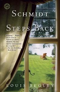 Cover Schmidt Steps Back