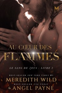 Cover Au Coeur Des Flammes