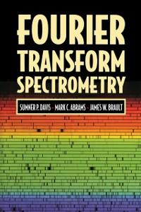 Cover Fourier Transform Spectrometry