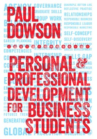 Cover Personal and Professional Development for Business Students