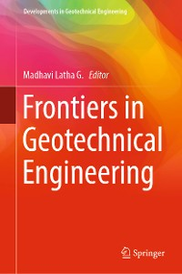 Cover Frontiers in Geotechnical Engineering