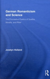 Cover German Romanticism and Science