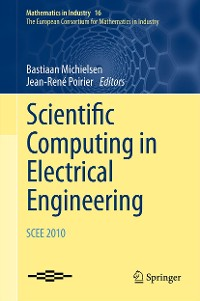 Cover Scientific Computing in Electrical Engineering SCEE 2010