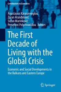 Cover The First Decade of Living with the Global Crisis