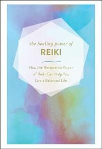 Cover Healing Power of Reiki