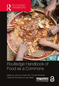 Cover Routledge Handbook of Food as a Commons