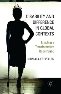 Cover Disability and Difference in Global Contexts