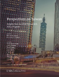 Cover Perspectives on Taiwan