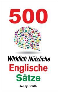 Cover 500 Wirklich Nützliche Englische Sätze