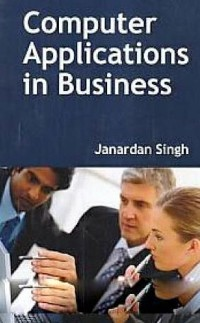 Cover Computer Applications in Business