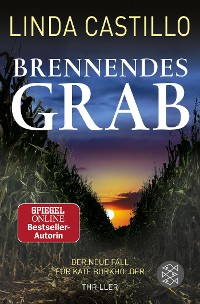 Cover Brennendes Grab