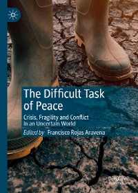 Cover The Difficult Task of Peace
