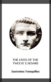Cover The Lives of the Twelve Caesars