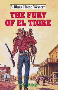 Cover The Fury of El Tigre