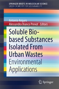 Cover Soluble Bio-based Substances Isolated From Urban Wastes