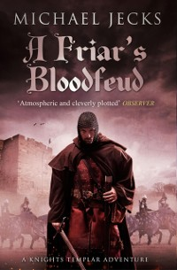 Cover Friar's Bloodfeud (Knights Templar Mysteries 20)