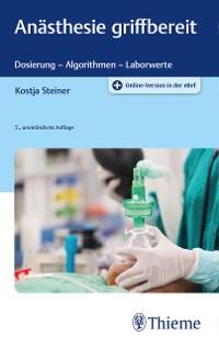 Cover Anästhesie griffbereit