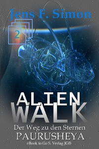 Cover Paurusheya (ALienWalk 2)