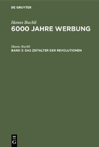 Cover Das Zeitalter der Revolutionen