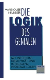 Cover Die Logik des Genialen
