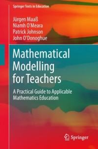 Cover Mathematical Modelling for Teachers