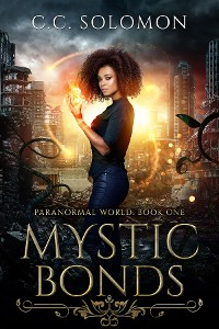Cover Mystic Bonds: Paranormal World