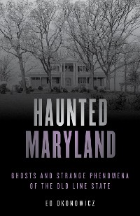 Cover Haunted Maryland
