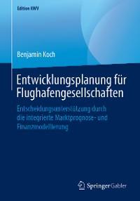 Cover Entwicklungsplanung für Flughafengesellschaften