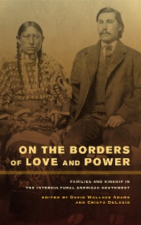 Cover On the Borders of Love and Power