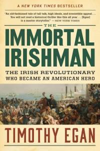 Cover Immortal Irishman