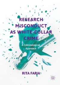 Cover Research Misconduct as White-Collar Crime