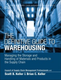 Cover Definitive Guide to Warehousing