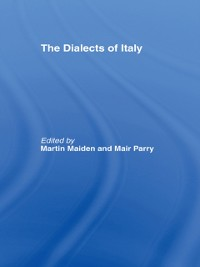 Cover Dialects of Italy