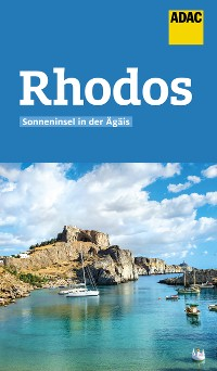 Cover ADAC Reiseführer Rhodos