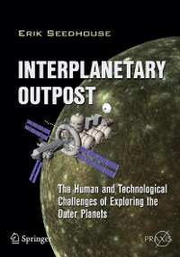Cover Interplanetary Outpost