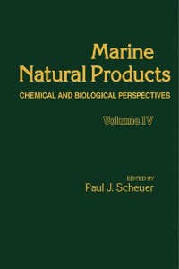 Cover Marine Natural Products