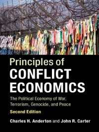 Cover Principles of Conflict Economics