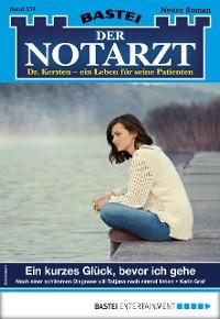 Cover Der Notarzt 357 - Arztroman