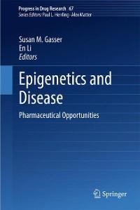 Cover Epigenetics and Disease