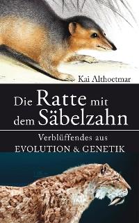 Cover Die Ratte mit dem Säbelzahn