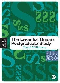 Cover The Essential Guide to Postgraduate Study