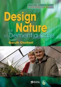 Cover Design for Nature in Dementia Care