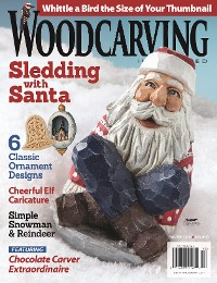 Cover Woodcarving Illustrated Issue 93 Winter 2020