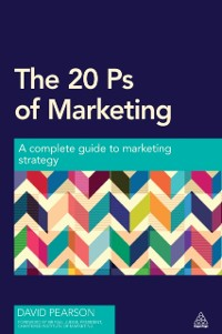Cover 20 Ps of Marketing