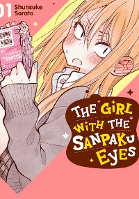 Cover The Girl with the Sanpaku Eyes, Volume 1